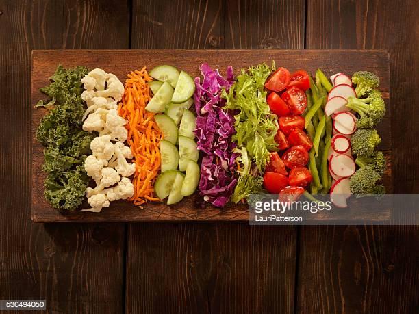 Salat-Bord