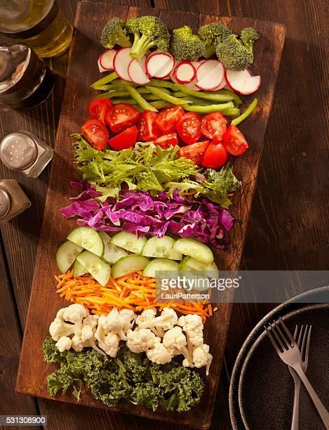 Salade à repasser