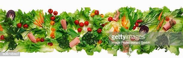 Salad frieze