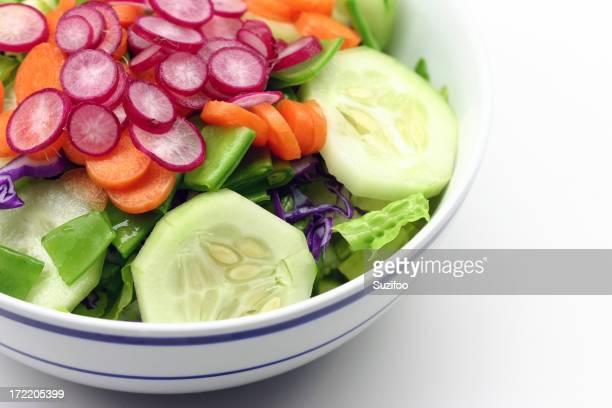 salad macro