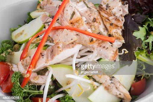 Salada : Foto de stock