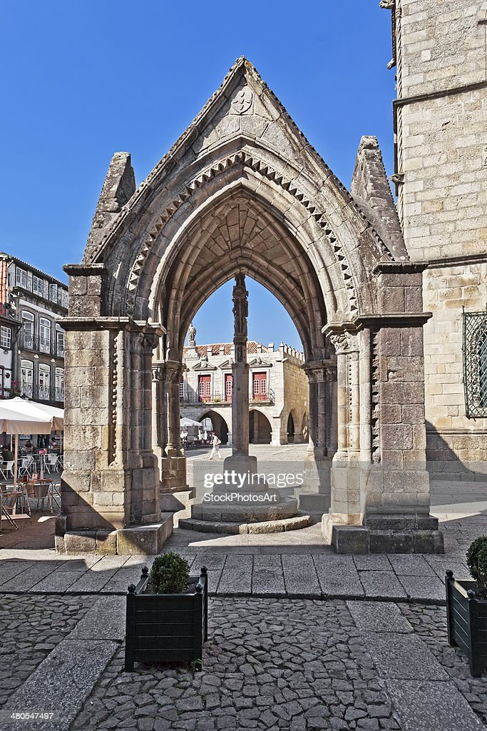 Salado Monument (Padrao do Salado) : Stock Photo