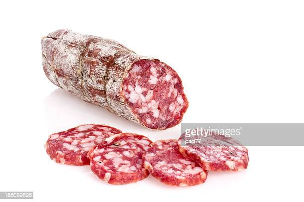 Salami (Clipping Path)