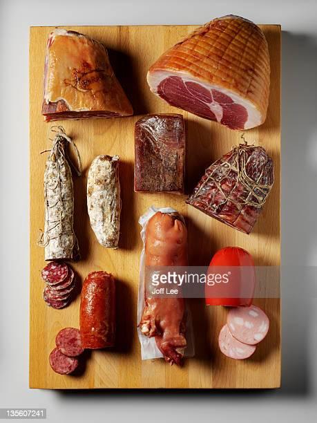 Salami selection