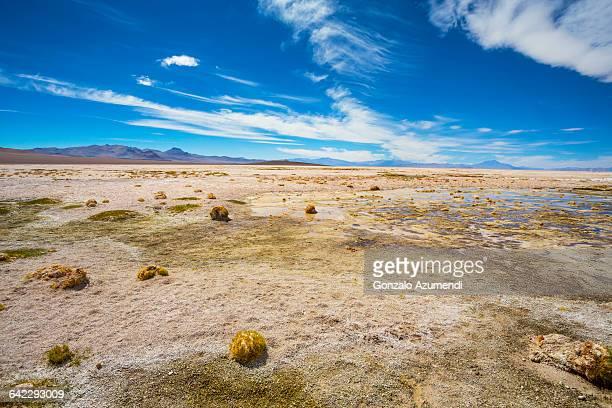 Salar de Arizaro in Argentina