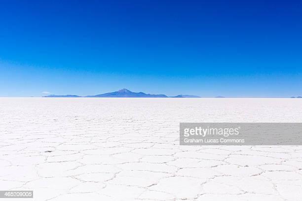 Salar de Uyuni Salt Flat Desert