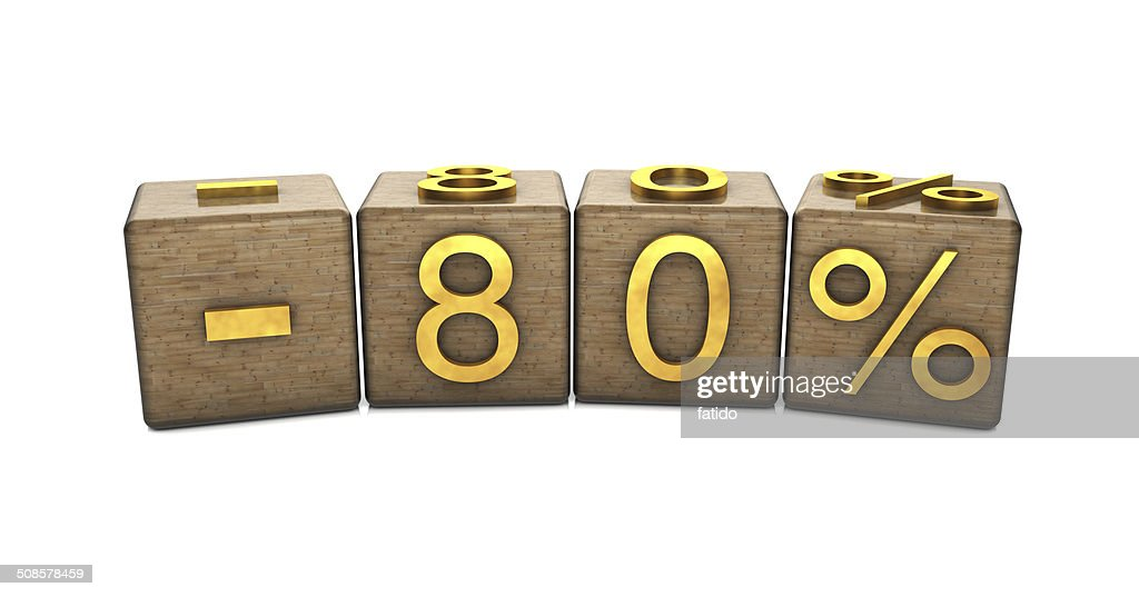 Sale Concept : Stock Photo