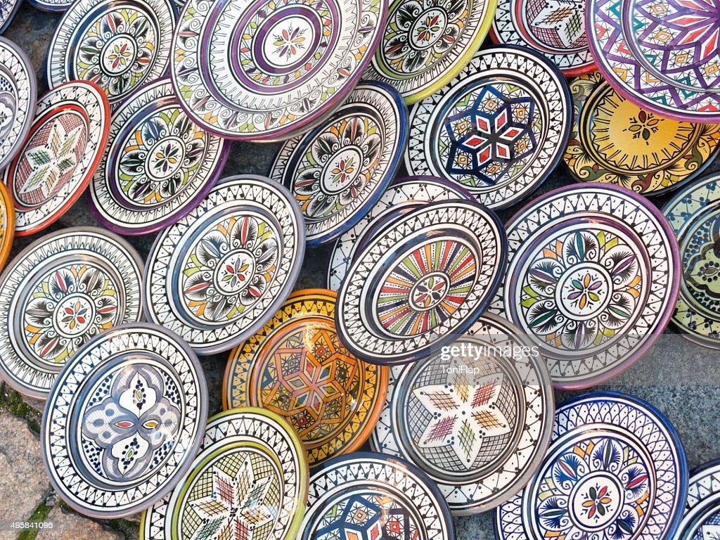 Piastrelle Marocchine Vendita On Line : Ceramiche marocchine dettaglio articolo vecchie piastrelle