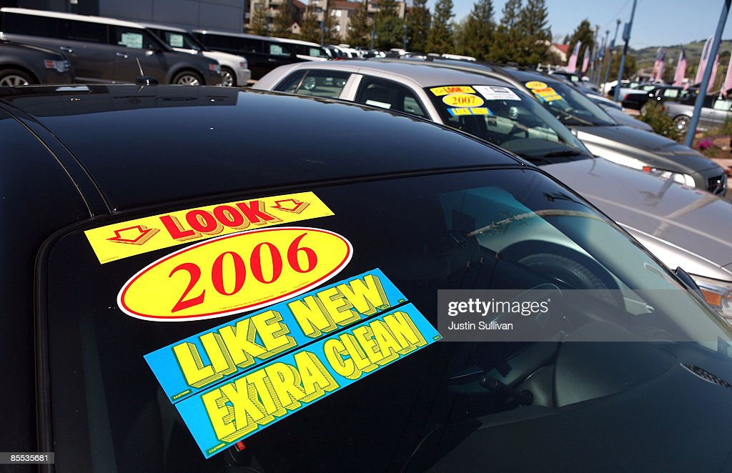 Hybrid Sales Drop Off As Gas Price Average Nears 2 Dollar A Gallon Getty Images
