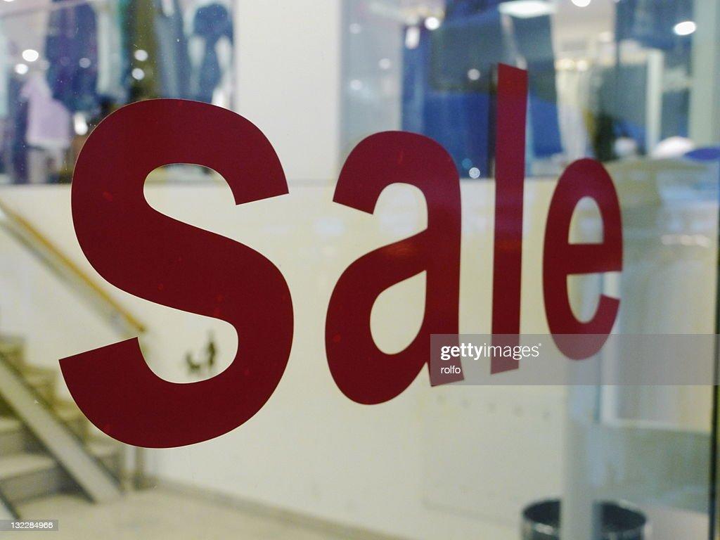 Sale sign : Stock Photo