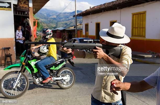 """popayan men Cartagena de indias,  bastions and vestiges of bloody battles are all testament to the invincible men and women who won freedom for their """"heroic city"""" ."""