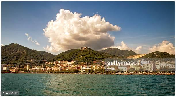 Salerno dal mare