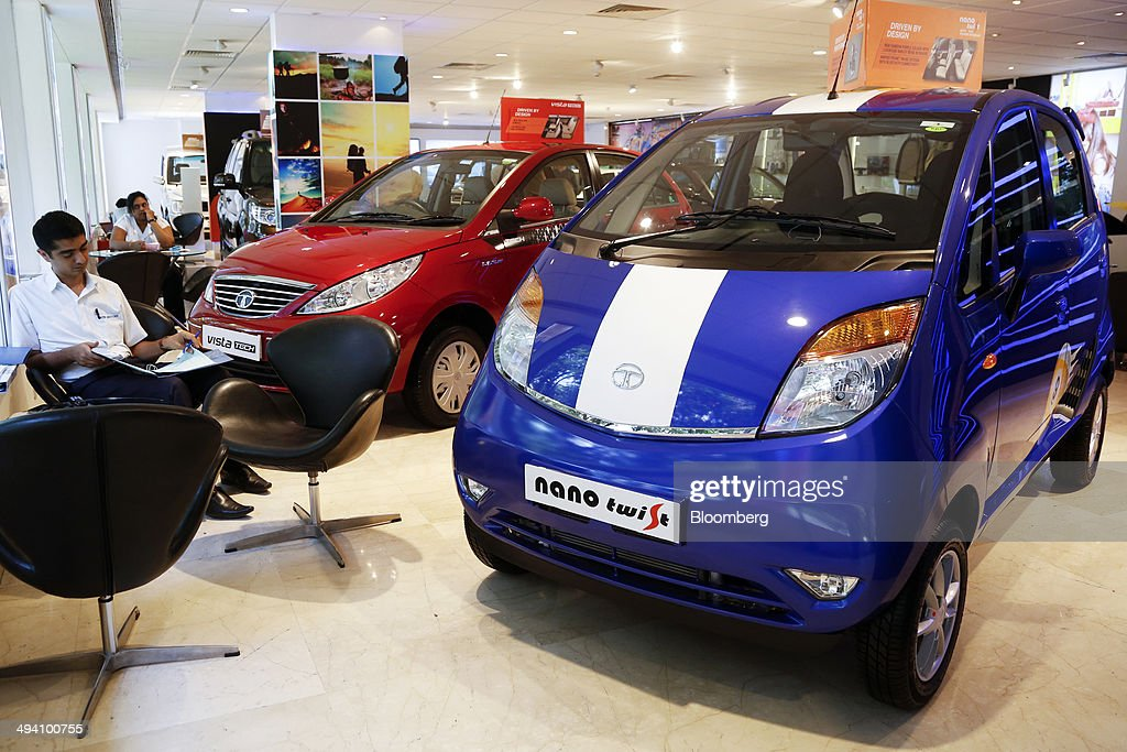 Inside A Concorde Mototors Dealership Ahead Of Tata Motors