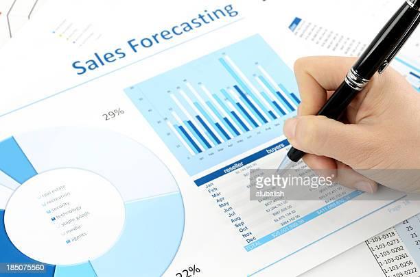 Statistiques de vente