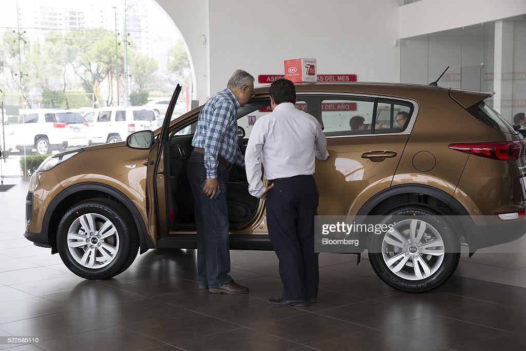 Kia motors mexico for Kia motors customer service