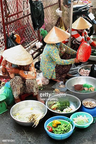 Saleswomen, Ho Chi Minh City