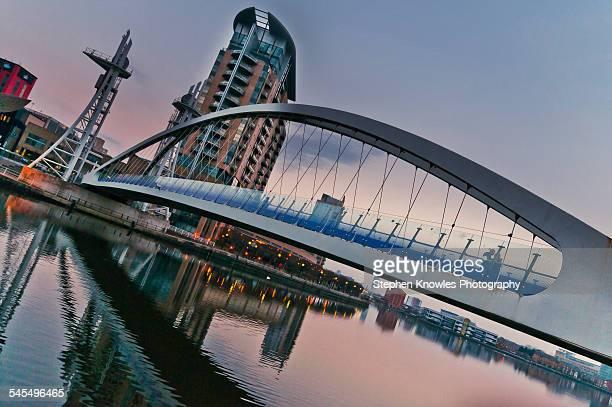 Salford Swing Bridge