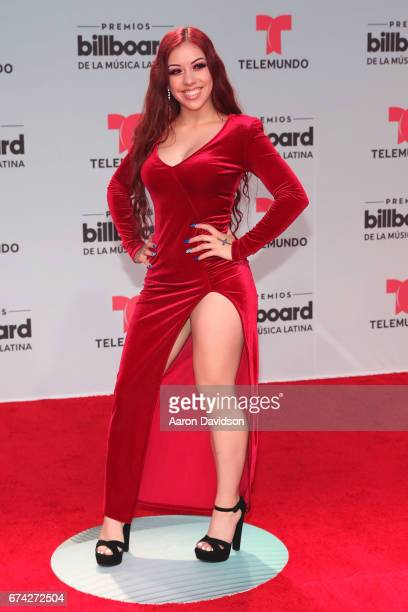 Salice Rose attends the Billboard Latin Music Awards Arrivals at Watsco Center on April 27 2017 in Coral Gables Florida