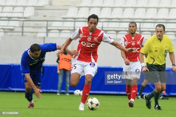 Salim ARRACHE Reims / UNFP Match amical