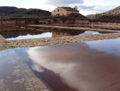 Salinas de Imon located between the towns and Atienza Sigüenza are the oldest complex salt and Spain were long and extension and the largest by...