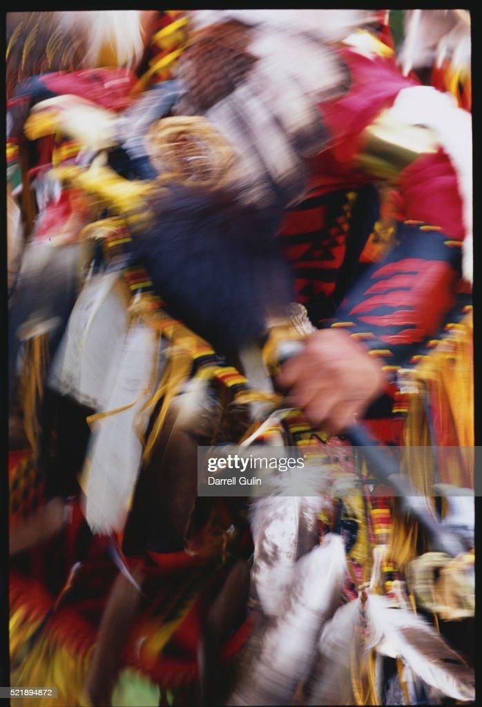 Salish Indian Dancing