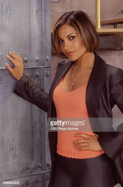 Salli Richardson stars as Viveca Foster in FAMILY LAW