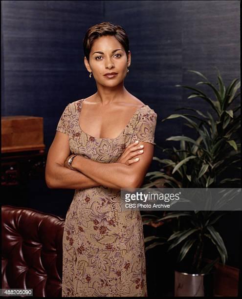 Salli Richardson stars as Viveca Foster on FAMILY LAW
