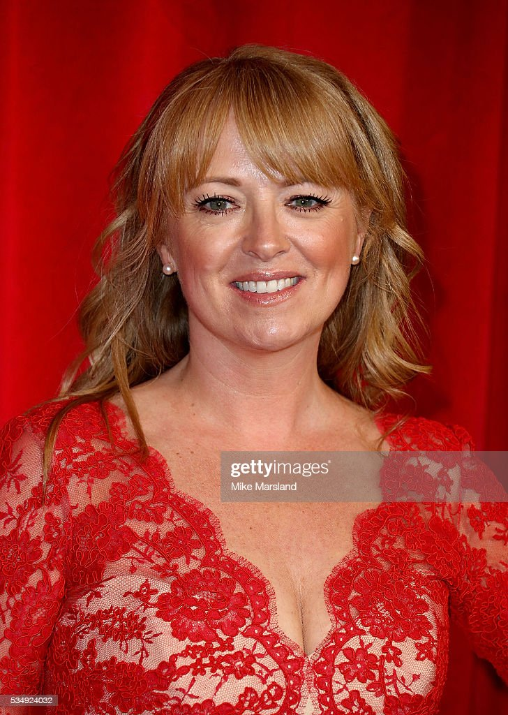 Sally Anne Matthews attends the British Soap Awards 2016 at Hackney Empire on May 28, 2016 in London, England.