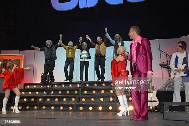 Sally Carr Sängerin Musikgruppe 'Middle of the Road' davor Isobel Davies Anja Bublitz Steofan Wolter Axel Roesler Premiere Tournee zum 40jährigen...