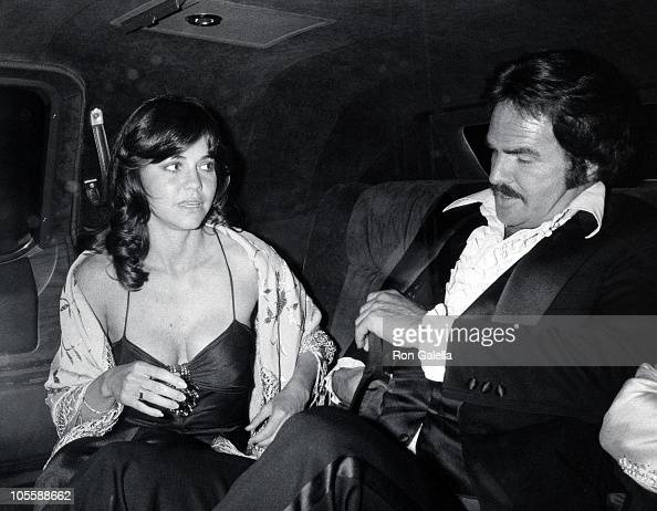 Sally Field and Burt Reynolds during Los Angeles Television Critics Awards at Bel Air Hotel in Los Angeles California United States