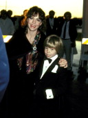 Sally Field and Son Peter Craig during 8th Annual People's Choice Awards at Santa Monica Civic Auditorium in Santa Monica California United States
