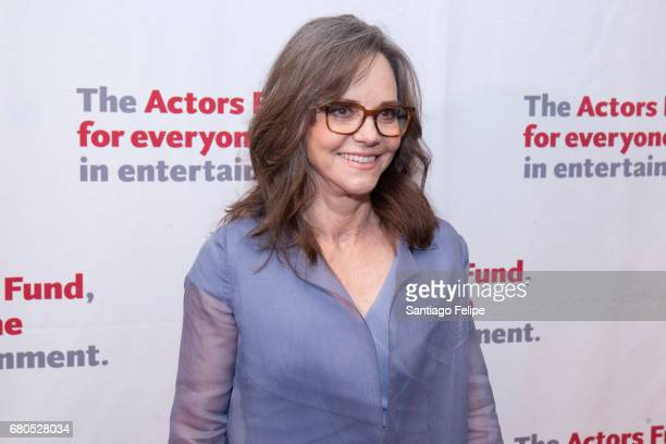 Sally Field attends The 2017 Actors Fund Gala at Marriott Marquis Times Square on May 8 2017 in New York City