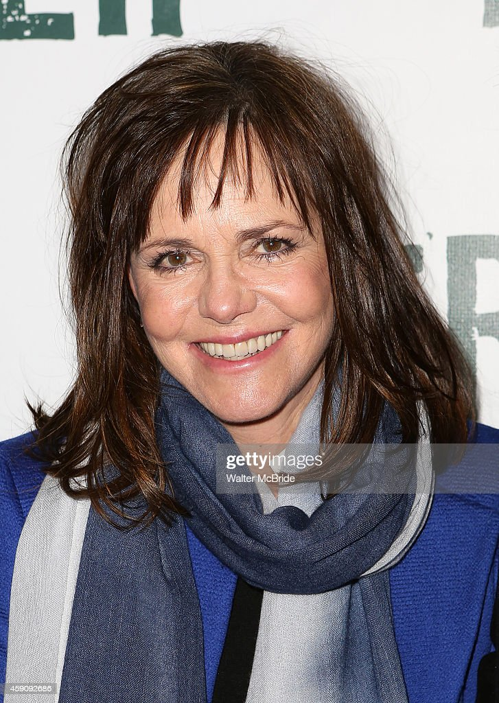 <a gi-track='captionPersonalityLinkClicked' href=/galleries/search?phrase=Sally+Field&family=editorial&specificpeople=206350 ng-click='$event.stopPropagation()'>Sally Field</a> attends the Broadway Opening Performance of 'The River' at Circle in the Square Theatre on November 16, 2014 in New York City.