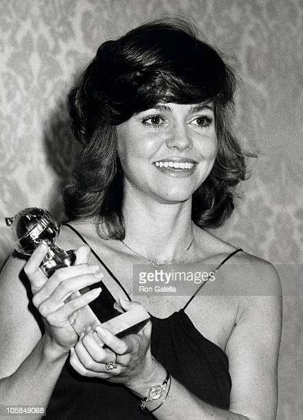 Sally Field during 37th Annual Golden Globe Awards at Beverly Hilton Hotel in Beverly Hills California United States