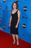 Sally Field during ABC All Star Party 2006 Arrivals at Rose Bowl in Pasadena California United States