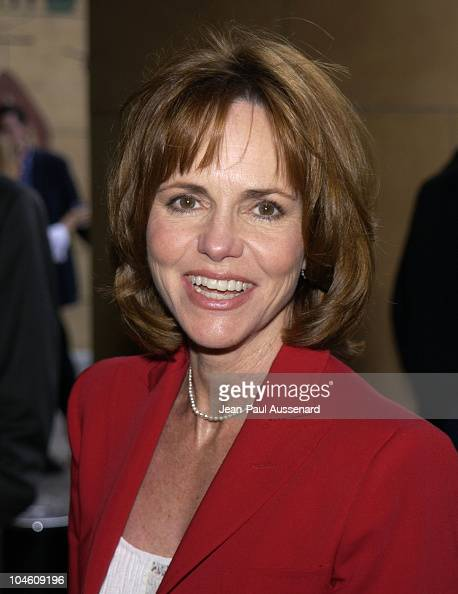 Sally Field during BAFTA/LA Honoring John Schlesinger at American Cinematheque's Egyptian Theatre in Hollywood California United States
