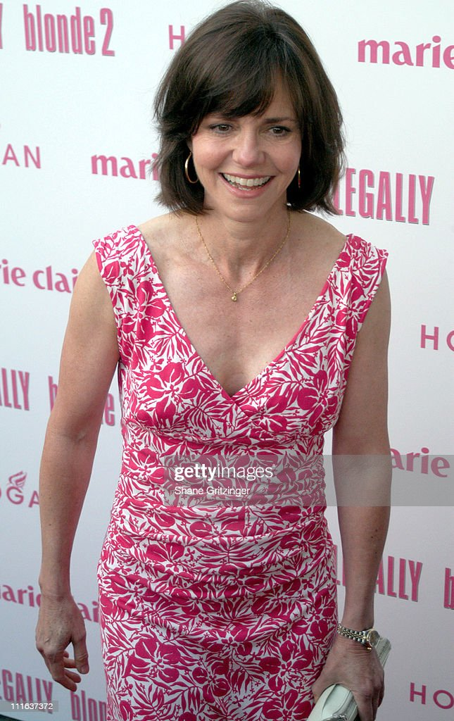 <a gi-track='captionPersonalityLinkClicked' href=/galleries/search?phrase=Sally+Field&family=editorial&specificpeople=206350 ng-click='$event.stopPropagation()'>Sally Field</a> during 'Legally Blonde 2: Red, White & Blonde' Special Screening at United Artists Southampton Theater in Southampton, New York, United States.