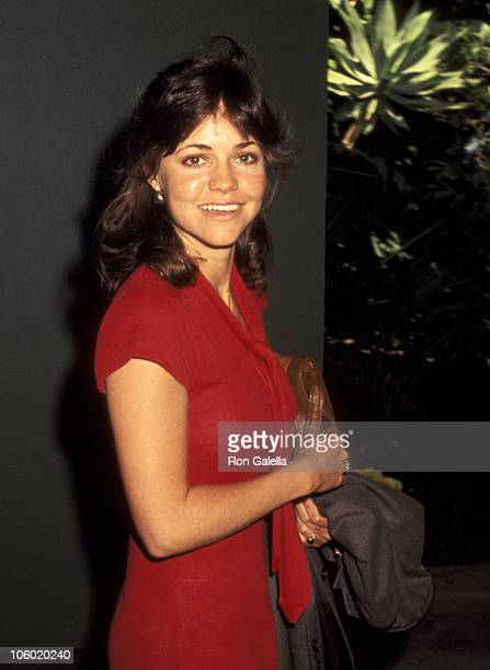 Sally Field during Sally Field Sighted at Beverly Hills Hotel April 17 1977 at Beverly Hills Hotel in Beverly Hills California United States