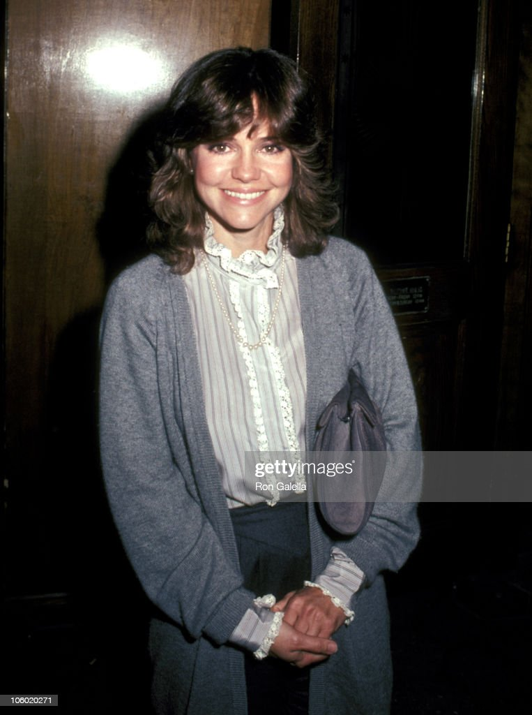 Sally Field during Sally Field Sighted at Tavern on the Green November 4 1981 at Tavern on the Green in New York City New York United States