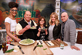 THE CHEW 3/21/16 Sally Field is the guests today on ABC's 'The Chew' 'The Chew' airs MONDAY FRIDAY on the ABC Television Network SYMON
