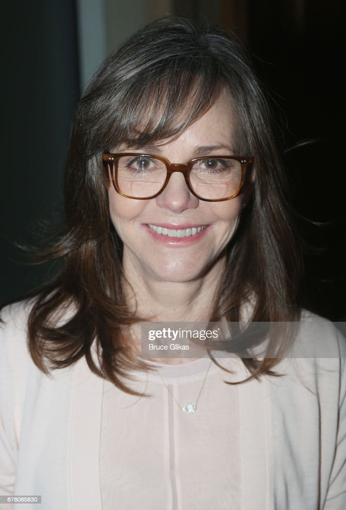 Sally Field poses at The 71st Annual Tony Awards Meet the Nominees Press Junket at Sofitel Hotel on May 3, 2017 in New York City.