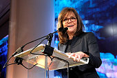 Sally Field speaks at the Vital Voices Solidarity Awards at IAC Building on December 7 2015 in New York City