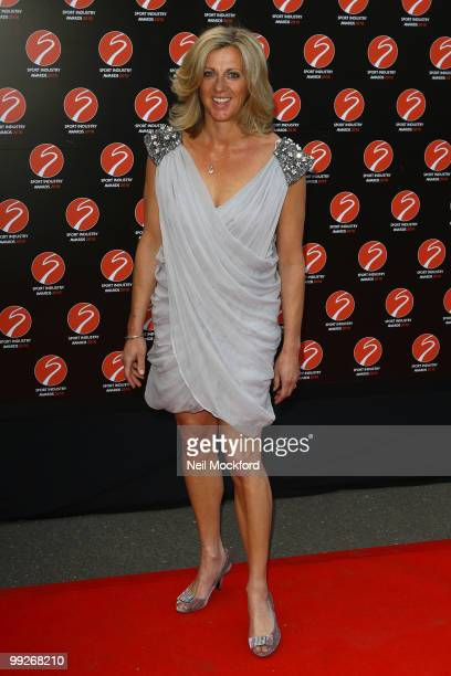 Sally Gunnell attends the Sport Industry Awards at Battersea Evolution on May 13 2010 in London England