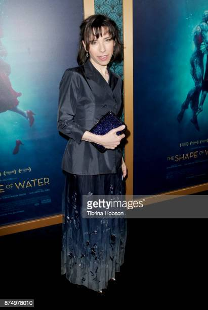 Sally Hawkins attends the premiere of 'The Shape Of Water' at Academy Of Motion Picture Arts And Sciences on November 15 2017 in Los Angeles...
