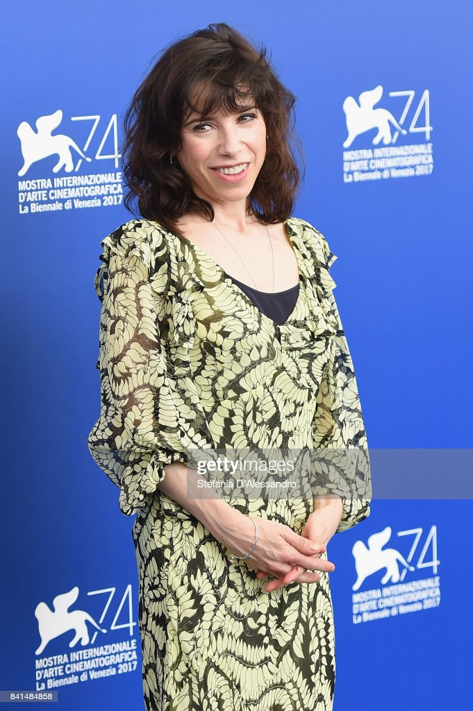 Sally Hawkins attends the 'The Shape Of Water' photocall during the 74th Venice Film Festival on August 31, 2017 in Venice, Italy.