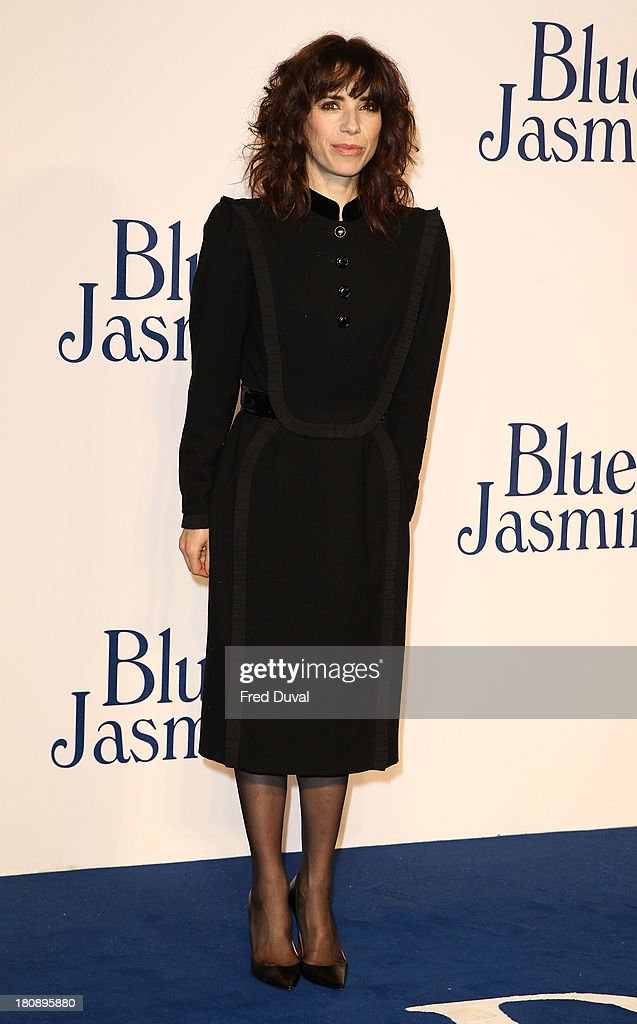 <a gi-track='captionPersonalityLinkClicked' href=/galleries/search?phrase=Sally+Hawkins&family=editorial&specificpeople=3465924 ng-click='$event.stopPropagation()'>Sally Hawkins</a> attends the UK premiere of 'Blue Jasmine' at Odeon West End on September 17, 2013 in London, England.