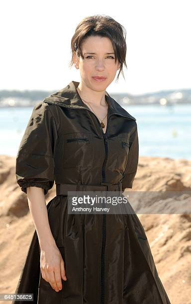 Sally Hawkins attends the 'We Want Sex' Photocall at the Martini Terrazzo beach during the 62nd International Cannes Film Festival May 16 2009 in...