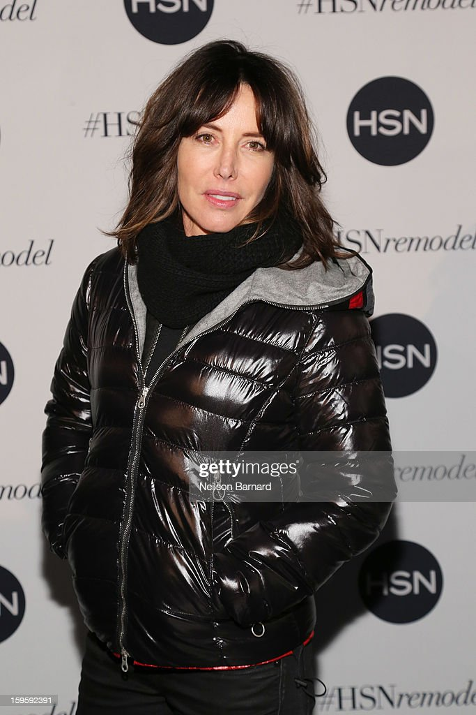 Sally Hershberger attends the celebration of HSN Digital Redesign at Marquee New York on January 16, 2013 in New York City.