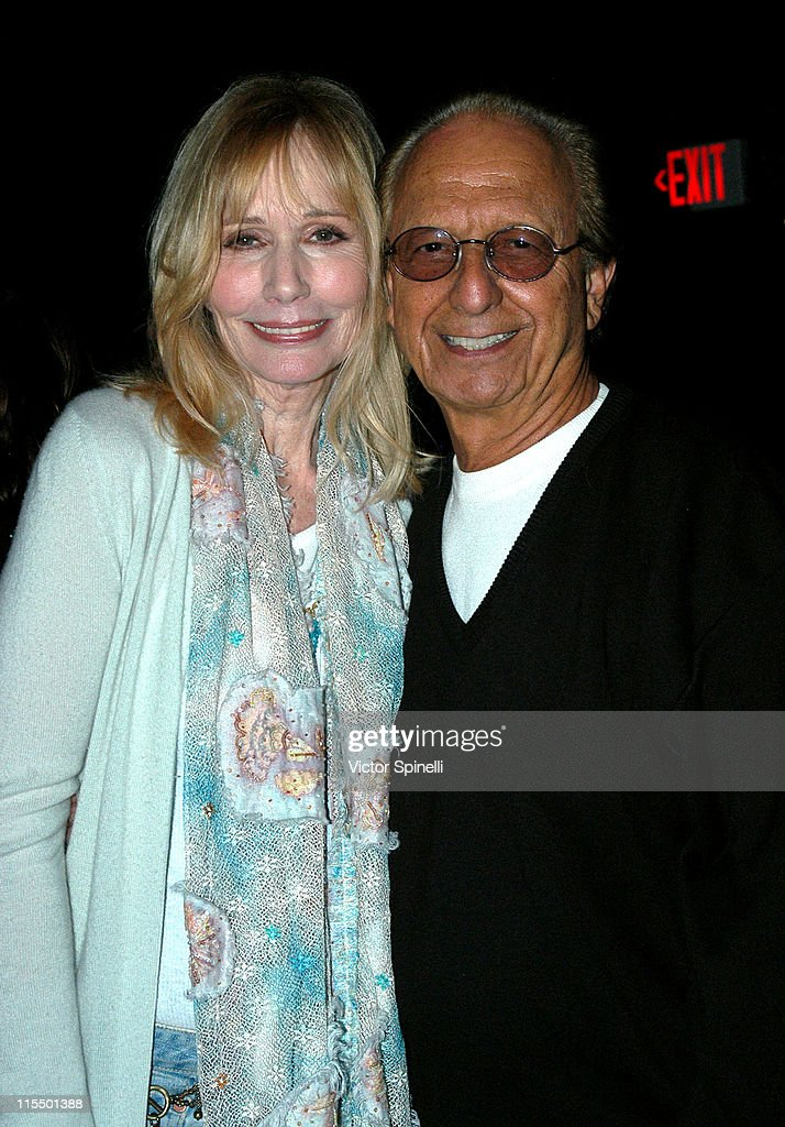 Sally Kellerman and Norby Walters during Sally Kellerman performing with her Jazz band at The Roxy in Hollywood California United States
