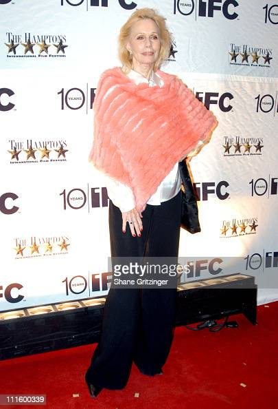 Sally Kellerman during 12th Annual Hamptons International Film Festival Independent Film Channel's 10th Birthday Party at 21 Water in Bridgehampton...